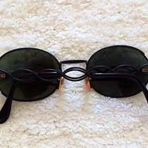 Authentic Moschino Vintage Sunglasses - Rare - Excellent Vintage Photo