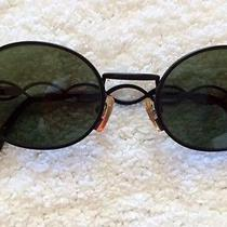Authentic Moschino Vintage Sunglasses - Rare - Excellent Vintage Photo