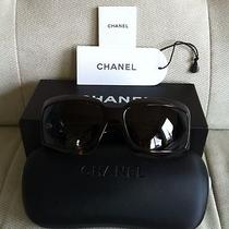 Authentic Mother of Pearl Chanel Sunglasses Photo