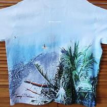 Authentic  New Tommy Bahama Snap Shot Reef Camp Shirt Stand Up Paddle Xxl 2xl Photo