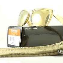 Authentic New Von Zipper Sunglasses-Elmore-Ggg-Gold Chrome/gold Chrome Msrp 105 Photo
