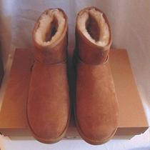 Authentic Nib Uggs Australia Classic Mini's Size 10 Photo