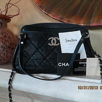 Authentic Nwt  Chanel Sac Camera Handbag 3000 From Neiman Marcus Photo