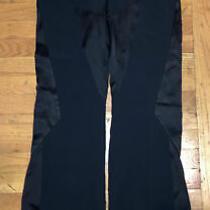 Authentic Nwt Versace Tessuto  Pants Italy 38 4 Ladies Photo