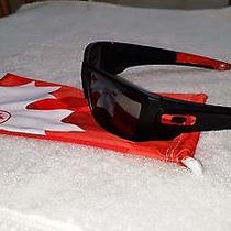 Authentic Oakley Canadian Olympic Fuel Cells - Rare Photo