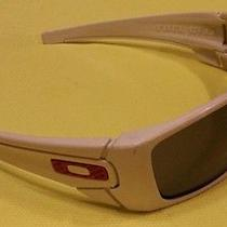 Authentic Oakley Fuel Cell White Red o's Photo