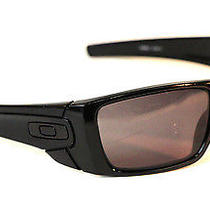 Authentic Oakley Oo9096-01 Black Fuel Cell Sunglasses Photo