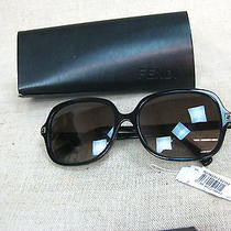 Authentic Original Fendi Womens Sunglasses W/ Original Hard Case (Fs5110kl) Photo