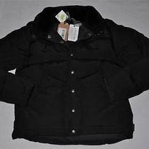 Authentic Penfield Mens Rockwool Black Size  M Medium Down Insulated Jacket Photo