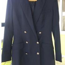 Authentic Pierre Balmain Blazer Jacket Size42 Photo