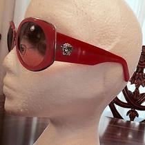 Authentic Pink Versace Sunglasses Photo