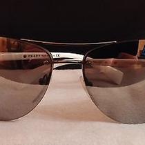 Authentic Prada Aviator Sunglasses  Photo