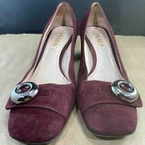 Authentic Prada High Heels Size 37.5 Photo