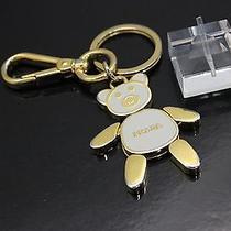Authentic  Prada  Key Holder Key Ring  B602 Photo