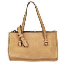 Authentic Prada Logos Shoulder Tote Bag Pink Nubuck Leather Italy Vintage M06689 Photo