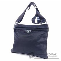 Authentic Prada Nylon  Shoulder Bag   Machi Thin Seat Angle Photo