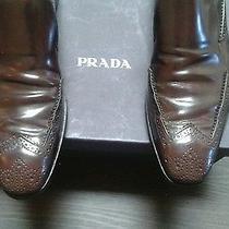 Authentic Prada Shoes Photo