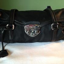 Authentic Prada Shoulder Handbag Photo