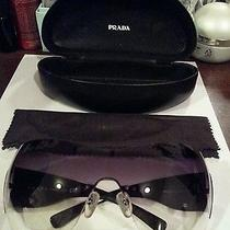Authentic Prada Sunglasses Photo