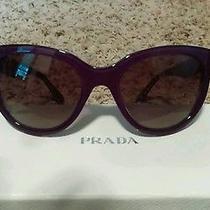 Authentic Prada Sunglasses   Photo