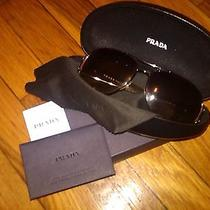 Authentic Prada Sunglasses Eyewear Photo