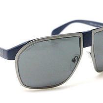 Authentic Prada Sunglasses Navymetal Spr21p Photo