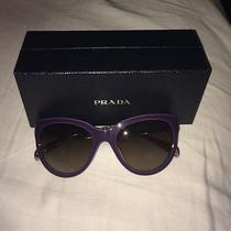 Authentic Prada Sunglasses Spr O5p  Photo