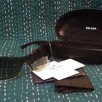 Authentic Prada Wrap Sunglasses  Photo