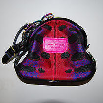 Authentic Proenza Schouler Fish Print Jaquard Mini Sac Wristbag Photo