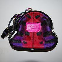 Authentic Proenza Schouler Fish Print Jaquard Mini Sac Wristbag Photo