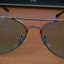 Authentic Ray Ban Aviator Photo