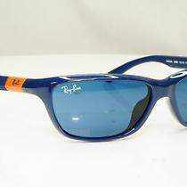 Authentic Ray-Ban Child Boys Girls Sunglasses Blue Childs Rj 9054 188/80 30911 Photo