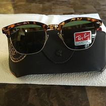Authentic Ray-Ban Clubmaster Photo