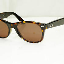 Authentic Ray-Ban Mens Vintage Sunglasses Havana Brown Rb 5184 2012 32149 Photo