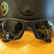 Authentic Ray-Ban Shot Sunglasses Matte Black Rb 4026 601-S 60/18 3n 100% Uv Photo