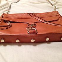 Authentic Rebecca Minkoff Mac Bag in Cognac Brown Photo