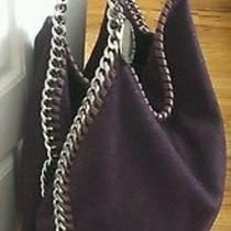 Authentic Stella Mccartney Handbag Violet  Photo