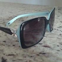 Authentic Tiffany & Co. Victoria Sunglasses 4047b  Photo