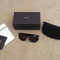Authentic Tom Ford Tf198 Campbell Sunglasses 389 Celine on Celebrities Photo