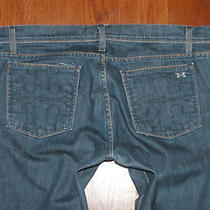 Authentic Tory Burch Habitual Jeans Size 32 Photo