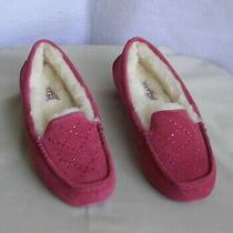 Authentic Ugg Australia Ansley Crystal Diamond Slippers   Women's 6 Photo