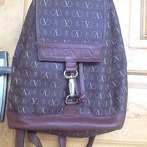Authentic Valentino Le Sacs Backpack Photo