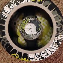 Authentic Vera Bradley Watch Photo