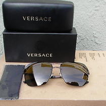 Authentic Versace Sunglasses 2114 New With Box Photo