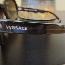 Authentic Versace Sunglasses Photo