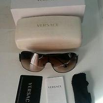 Authentic Versace Sunglasses Model 2101 Photo