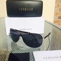 Authentic Versace Sunglasses New in Box Model-2140 Photo