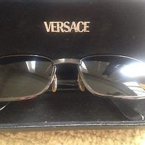 Authentic Versace Sunglasses With Case Photo