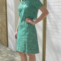Authentic Vintage 60's 70's Lace Dress Photo