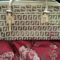 Authentic Vintage Fendi Handbag Photo